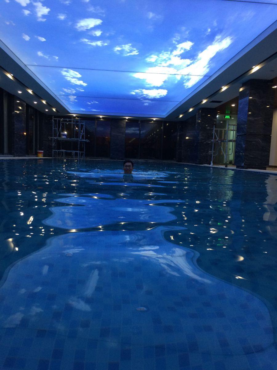 Trần Xuyên Sáng - Bể Bơi Green Bay