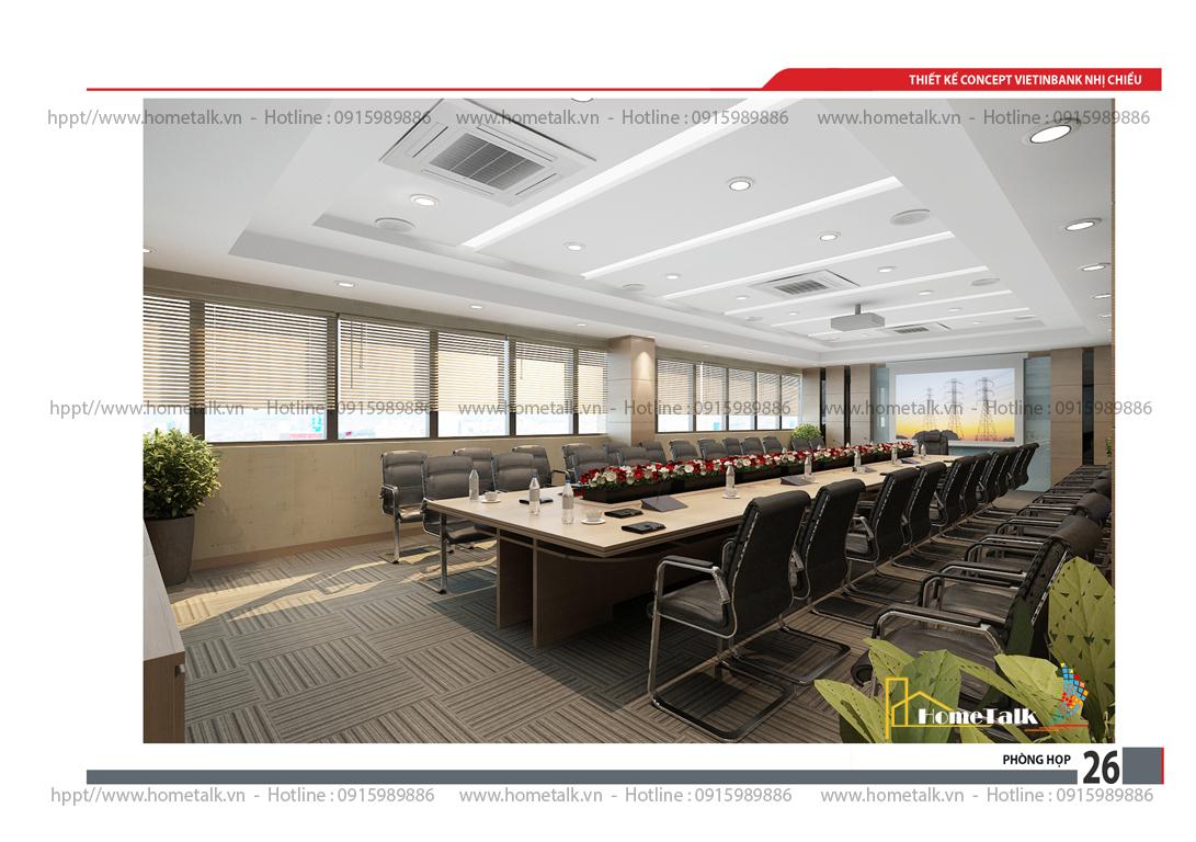 Văn Phòng Ngân Hàng Vietinbank Nhị Chiểu