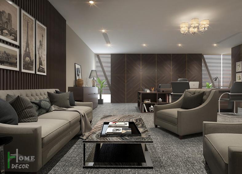 Thiết kế văn phòng- Lê văn Lương